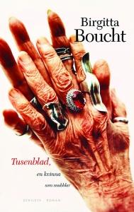 Tusenblad, en kvinna som snubblar