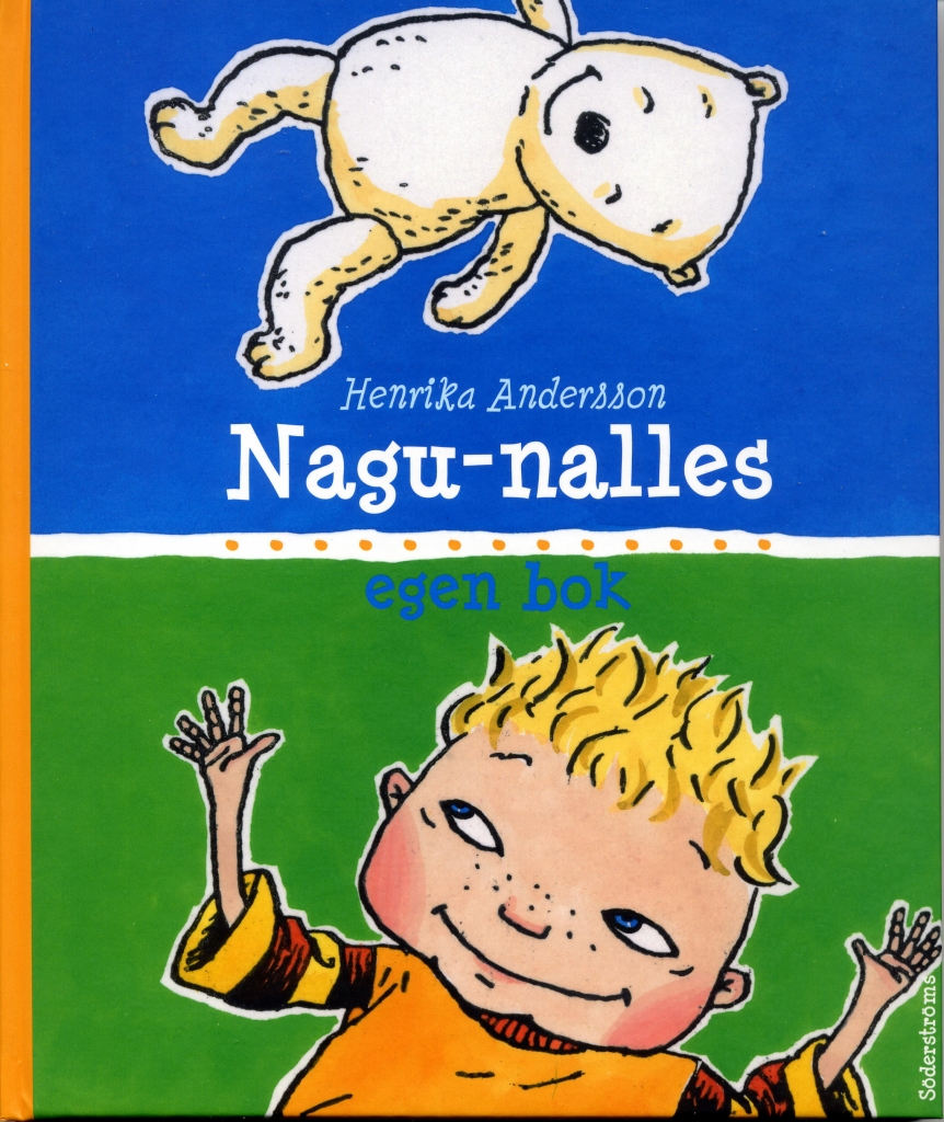 Nagu-nalles egen bok