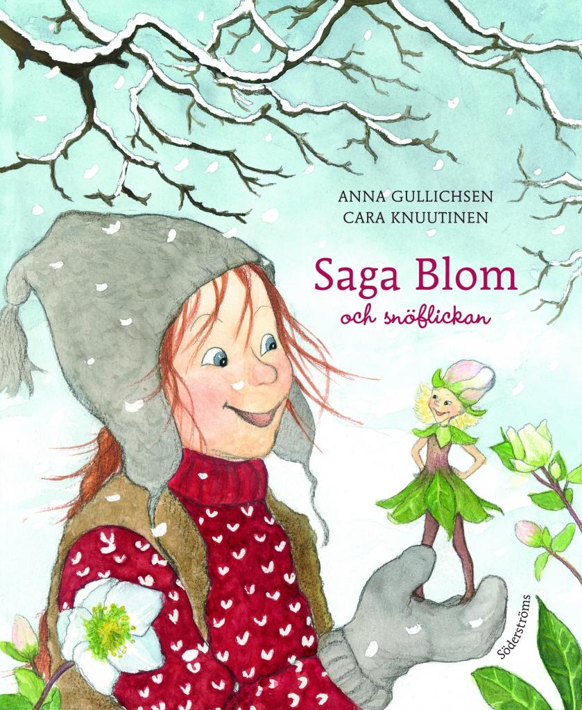 Saga Blom och snöflickan