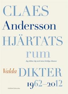 Hjärtats rum – Valda dikter 1962-2012