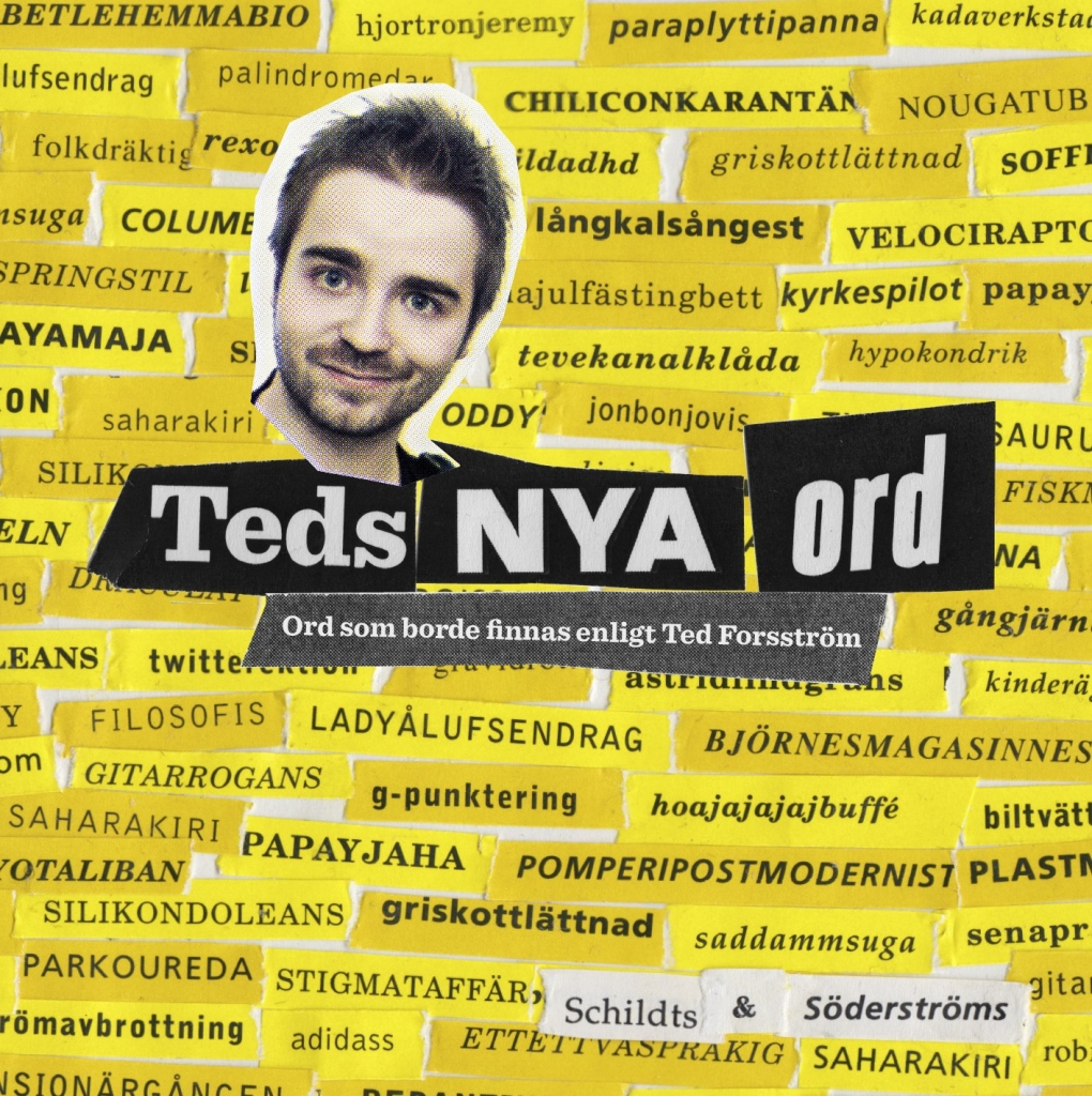 Teds nya ord