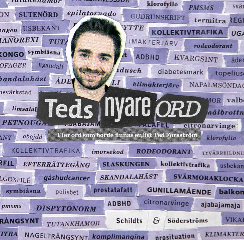 Teds nyare ord