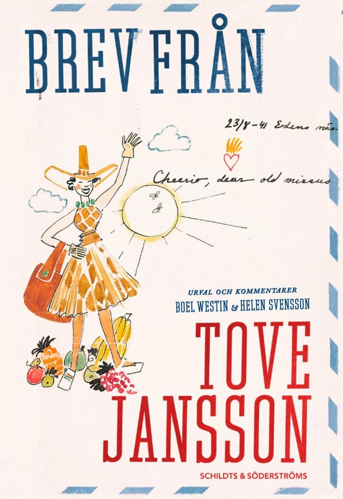 Brev från Tove Jansson