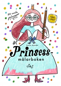 Prinsessmålarboken