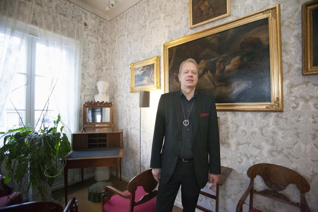 Runebergs-<br>priset 2017 till Peter Sandström och Laudatur!