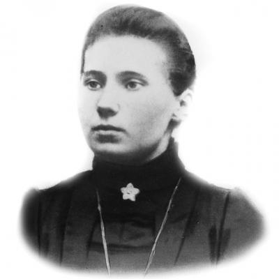 Bild på Josefina Hägg. Privat arkiv