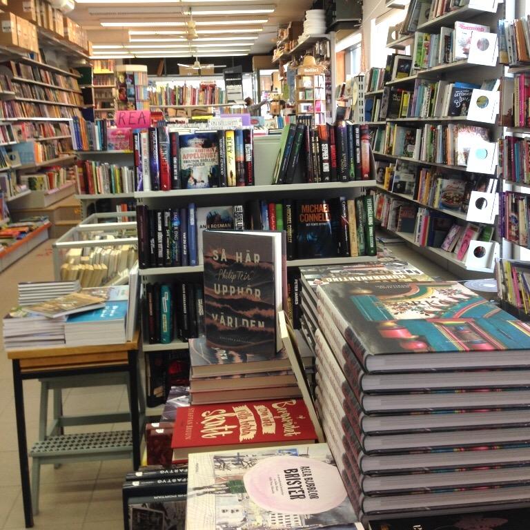 Jakobstads bokhandel