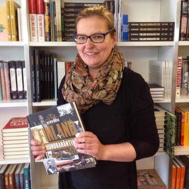 Svenskfinlands bokhandlar: Karis