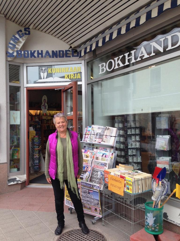 Svenskfinlands bokhandlar: Ekenäs