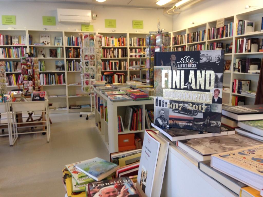 Svenskfinlands bokhandlar: Sibbo