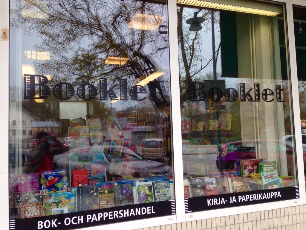 Svenskfinlands bokhandlar: Pargas