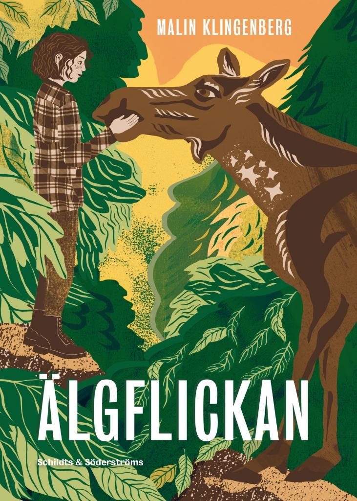 Ny kapitelbok för slukaråldern av Malin Klingenberg!