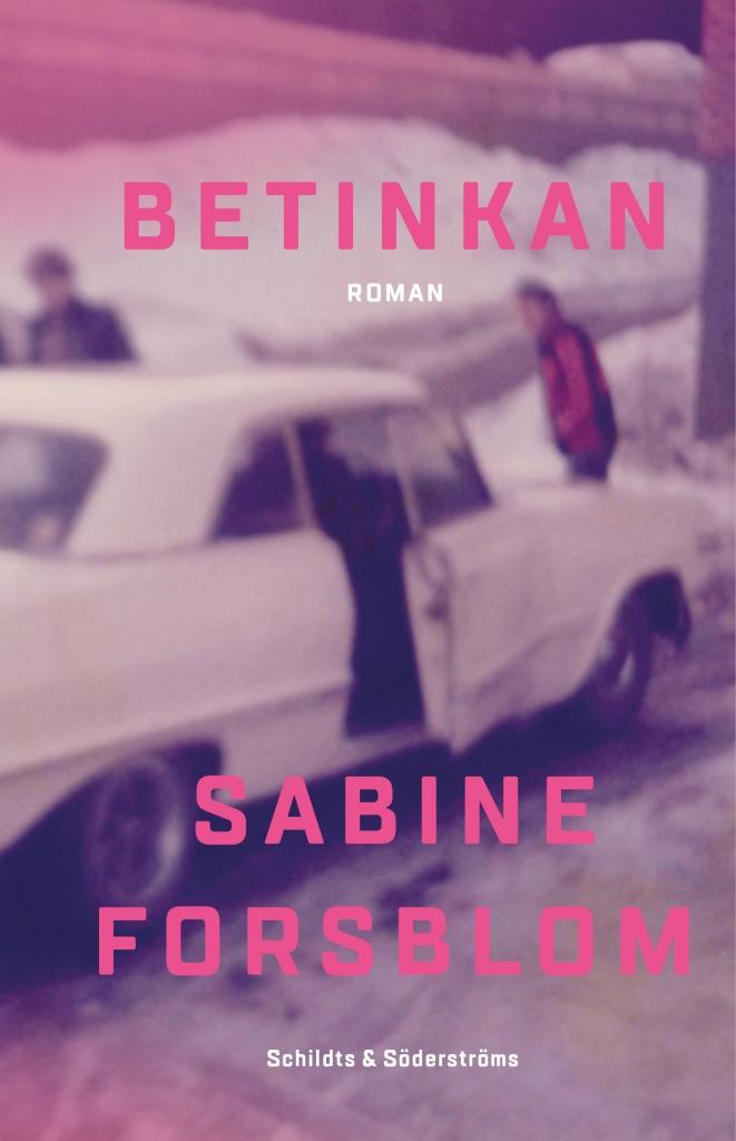 Sabine Forsbloms efterlängtade nya roman ute nu!
