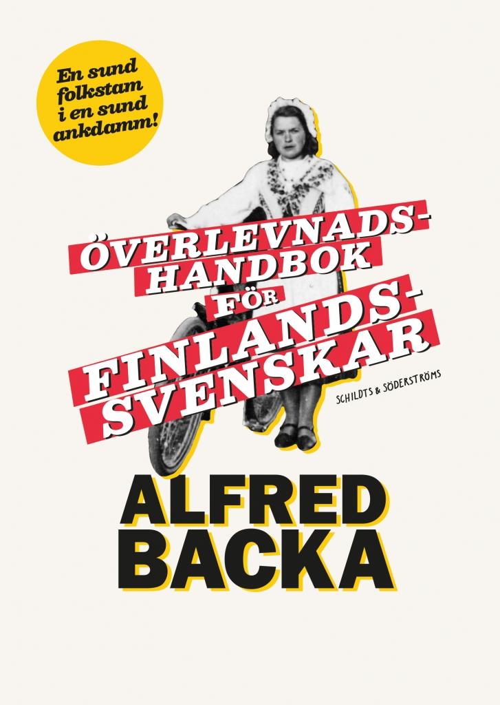 Höstens roligaste och mest finlands-<br>svenska bok är här!