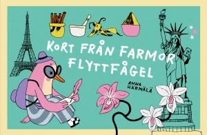 Kort från Farmor Flyttfågel