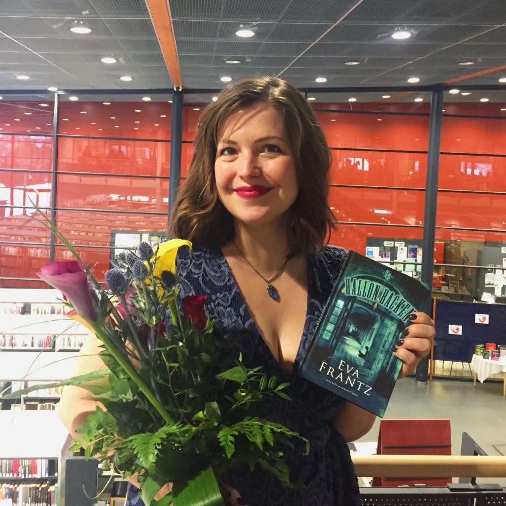 Runeberg Junior-priset tilldelas Eva Frantz och Hallonbacken