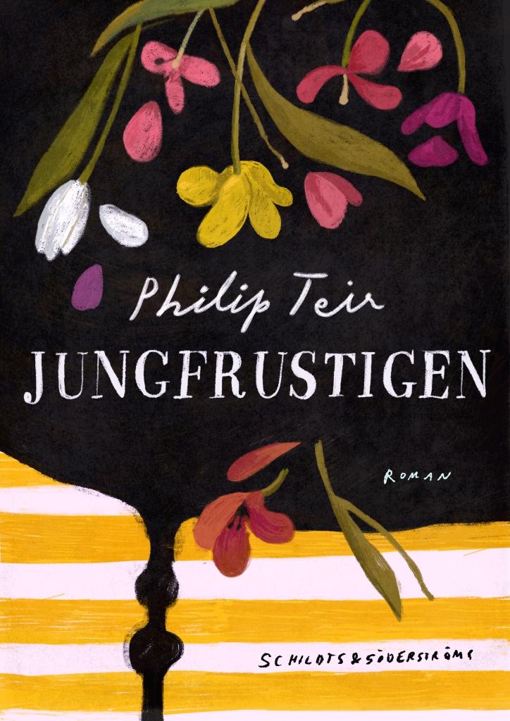 Ny roman av Philip Teir!
