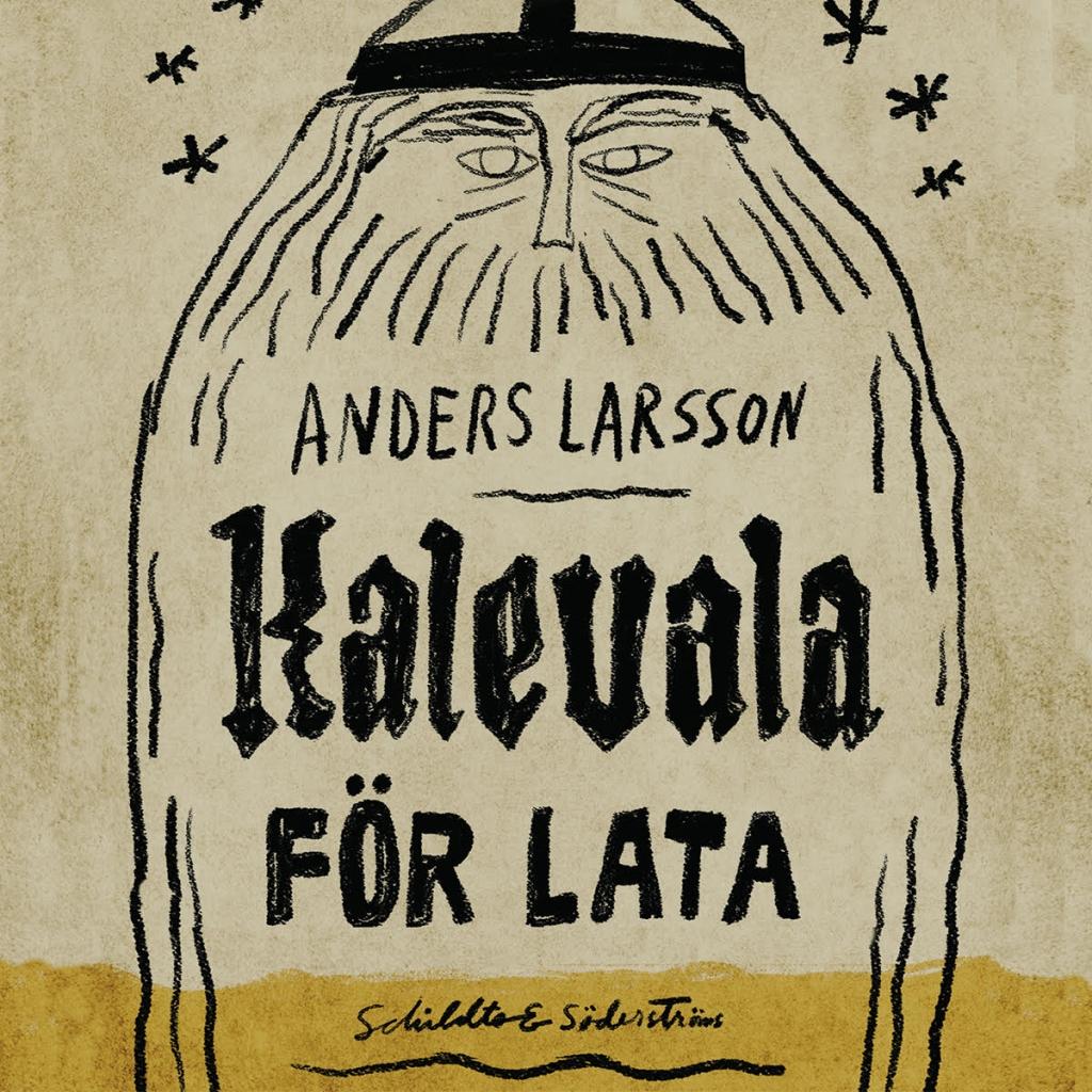 Succéboken Kalevala för lata nu också som ljudbok