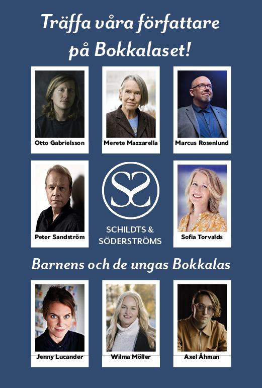 Bokkalas i Ekenäs och på webben 5-7.11