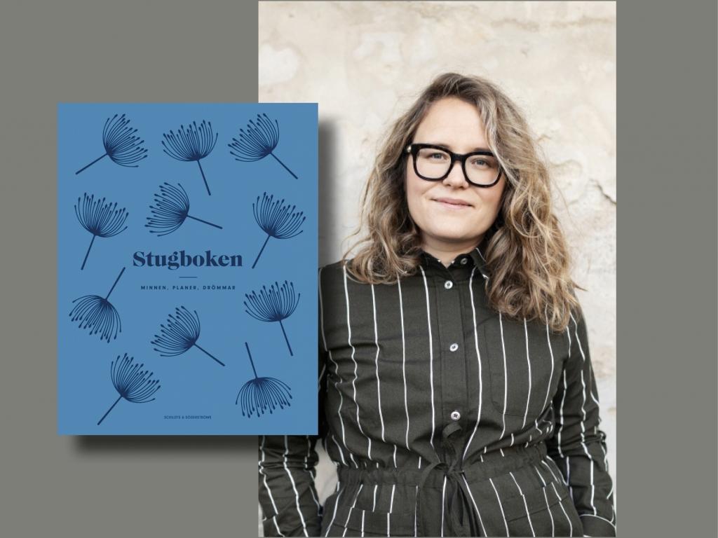 Karin Lindroos blev trött på planlösa och osorterade listor och skrev en modern stugbok