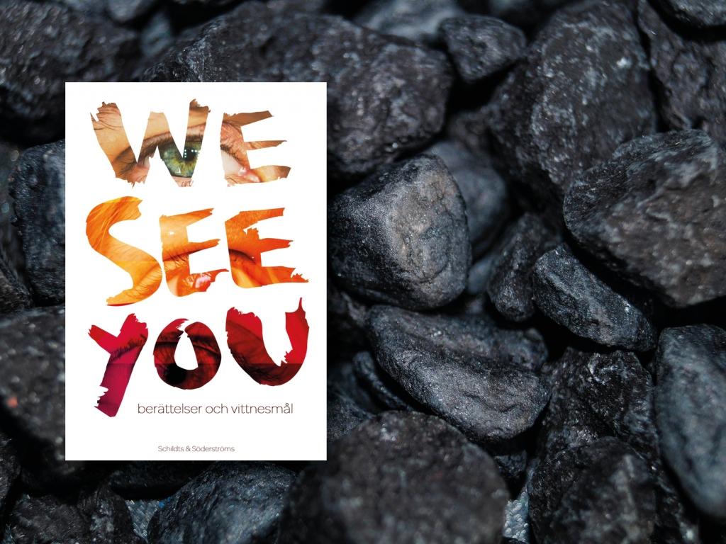 Boken We See You gav 1600 euro för flyktingarbetet